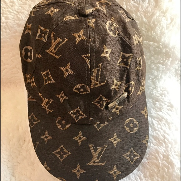 Louis Vuitton Accessories - Louis Vuitton Baseball Cap e7f7b775e0d